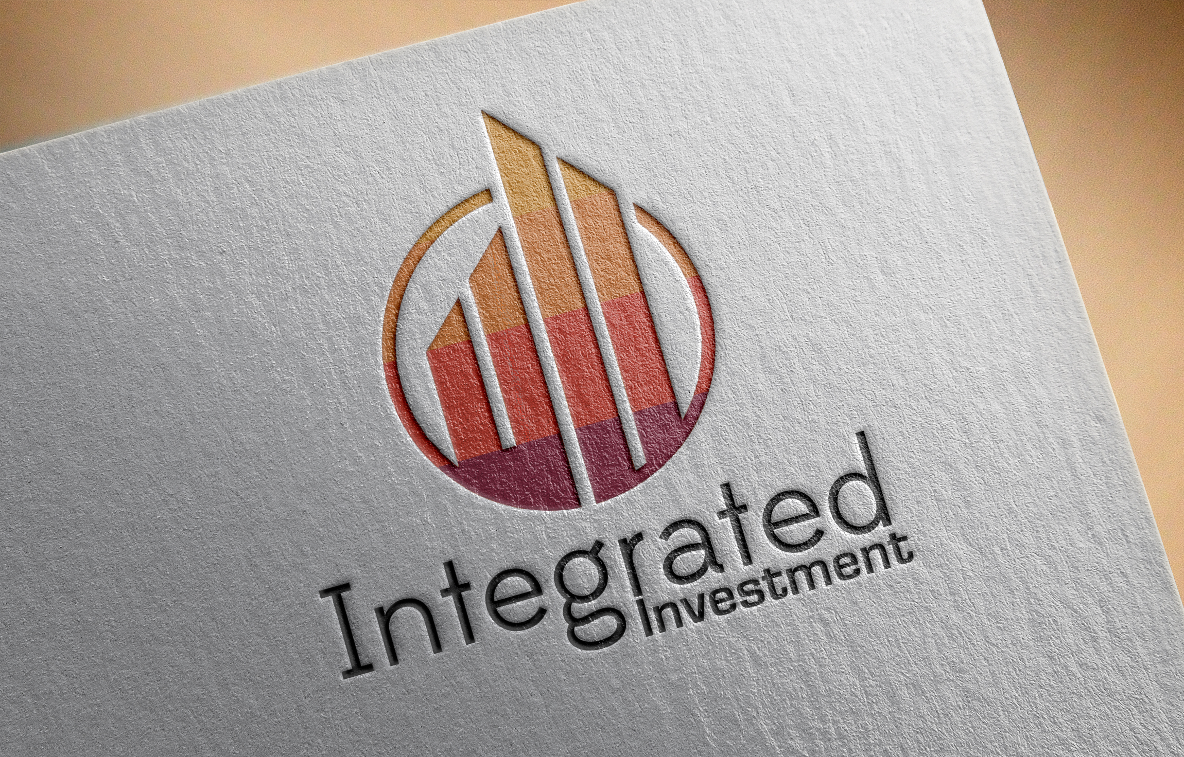 01 Logo Mockup – by PuneDesign_integrated invest