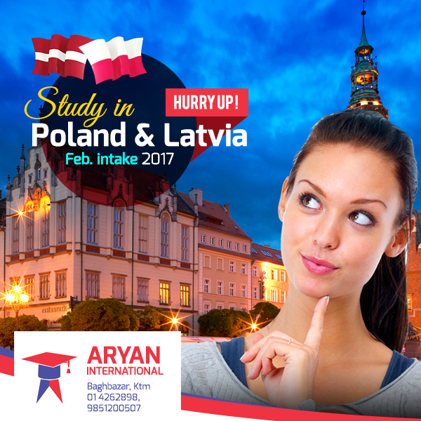 study in poland & latvia